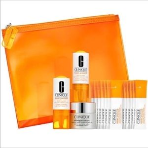 CLINIQUE Fresh Powered Gift Set BRAND NEW